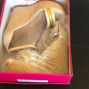 Shoe Dazzle Shoes - ShoeDazzle Catalina Wedge like new in size 8.5